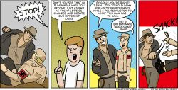 Indiana Jones And The Nazi Dilemma