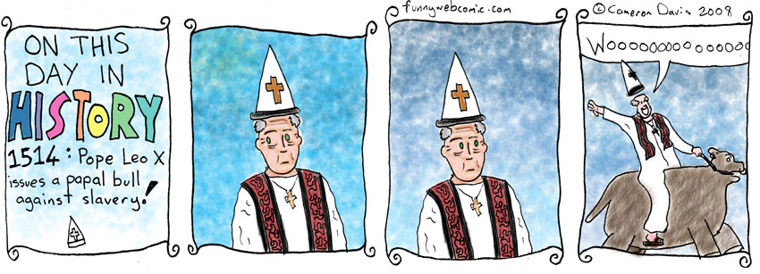 On This Day In History: January 14: Pope Leo X