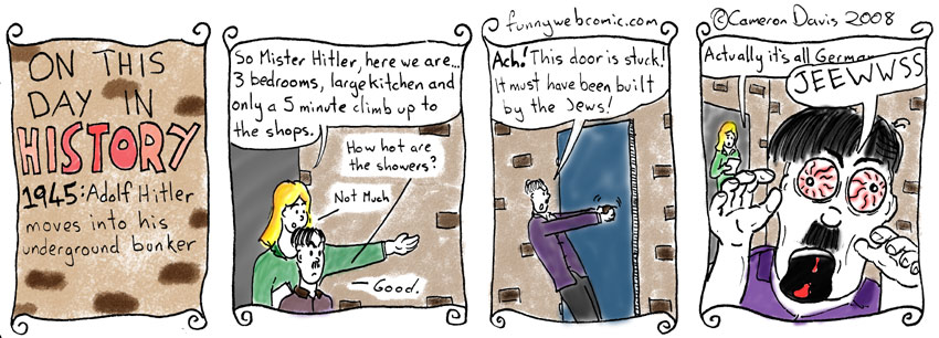 On This Day In History: January 16: Hitler